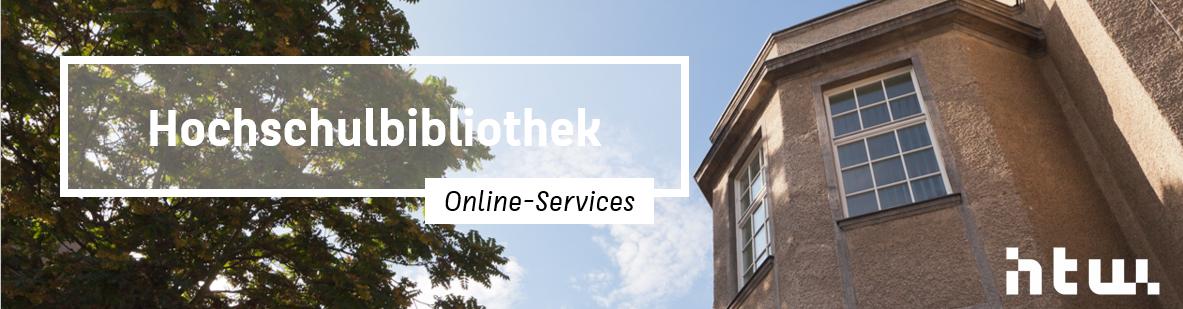 Hochschulbibliothek Moodlekurs Online Dienste
