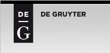 DeGruyter-Logo
