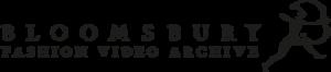 Logo der Datenbank Bloomsbury Fashion Video Archive