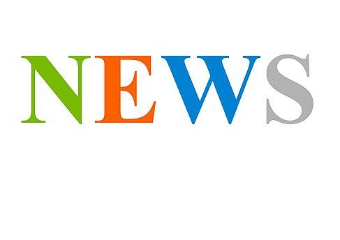 News-Schriftzug